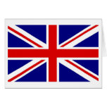 Union Jack Note Cards