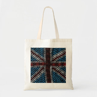 Union Jack of Paperclips Bag