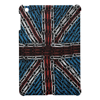 Union Jack of Paperclips Case For The iPad Mini