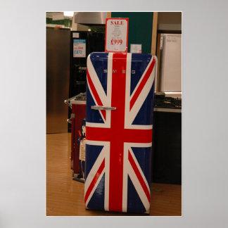Union Jack para la venta Poster