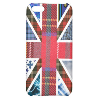 Union Jack Patchwork Pattern iPhone 5C Covers