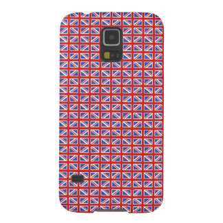 Union Jack Pattern Case For Galaxy S5