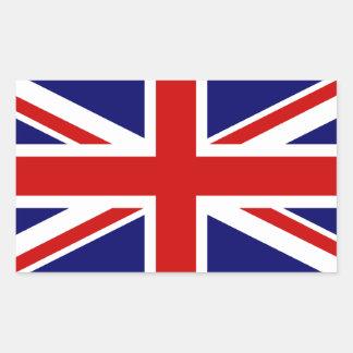 Union Jack Rectangular Altavoces