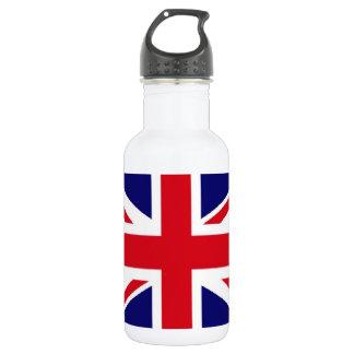 Union Jack 18oz Water Bottle