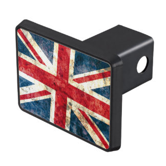 Union Jack Trailer Hitch Covers