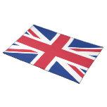Union Jack Placemat Cloth Placemat