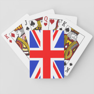 """""""UNION JACK"""" PLAYING CARDS"""
