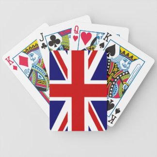 Union Jack Card Decks