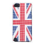 Union Jack polka dots iPod Touch (5th Generation) Cases