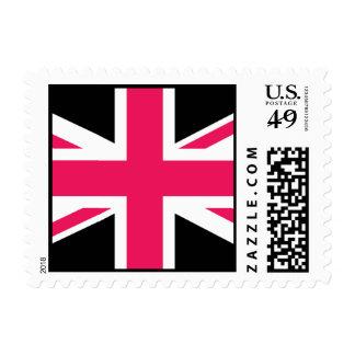 Union Jack Postage Stamps
