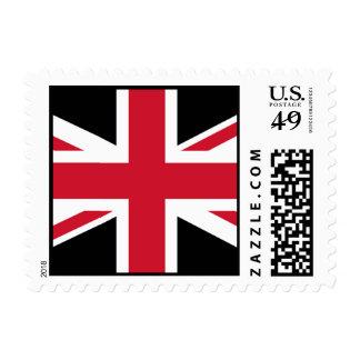 Union Jack Stamp