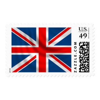 Union Jack Postage