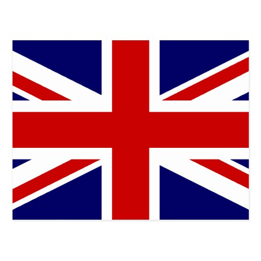 Union Jack Postales