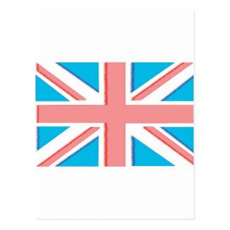 Union Jack Postcard