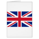 Union Jack Products and T shirts Greeting Card