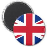 Union Jack Reino Unido Imán De Frigorifico