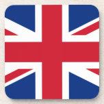 Union Jack Reino Unido Posavasos De Bebida
