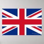 Union Jack Reino Unido Posters
