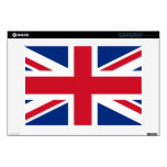 Union Jack Reino Unido Skins Para Portátil