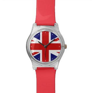 Union Jack Relojes De Pulsera