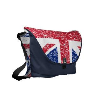 Union Jack Rickshaw Bag Commuter Bag