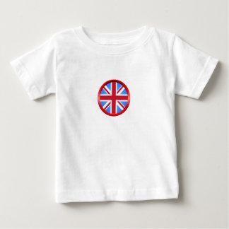 Union Jack Ring Baby T-Shirt