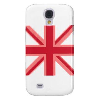Union Jack rojo Funda Para Galaxy S4