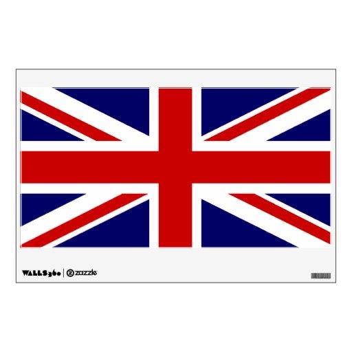 Union Jack Room Stickers