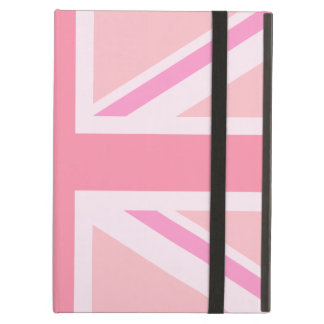 Union Jack rosado/bandera