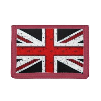 Union Jack rugoso