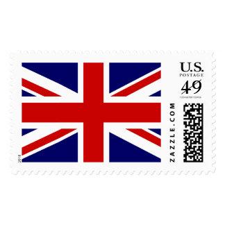 Union Jack Sellos Postales