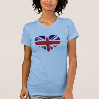 Union Jack Shirt T Shirt