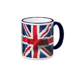 Union Jack Silky Coffee Mug