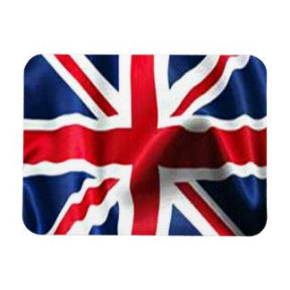 Union Jack Silky Flexible Magnet