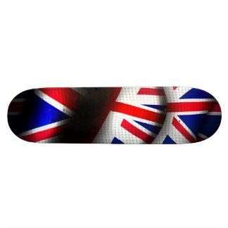 Union Jack Skateboard