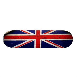 Union Jack Skateboard Deck