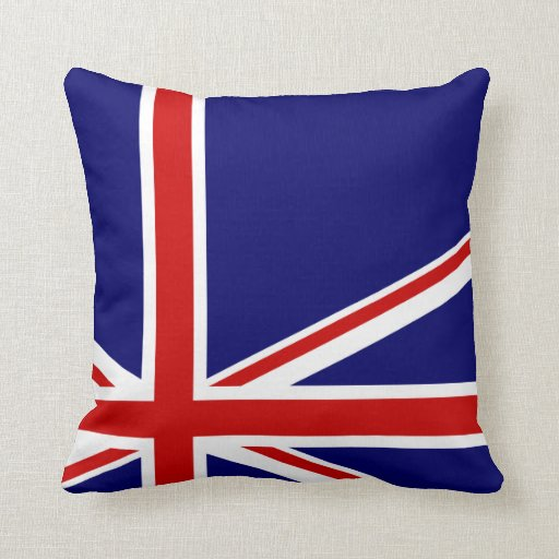 Union Jack Sofa Cushion Cover Throw Pillow