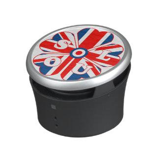 Union Jack Soul Flower Speaker