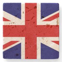 Union Jack Stone Coaster