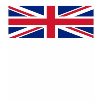 Union Jack - t-shirt shirt