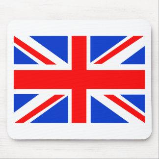 Union Jack Tapete De Ratones