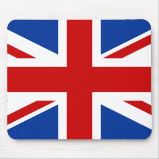 Union Jack Tapete De Raton