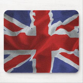 Union Jack Alfombrilla De Ratón