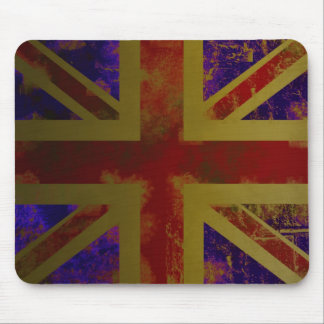 Union Jack Tapetes De Raton
