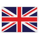 Union Jack Tarjeta