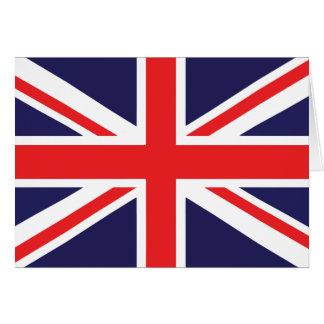 Union Jack Tarjeta Pequeña