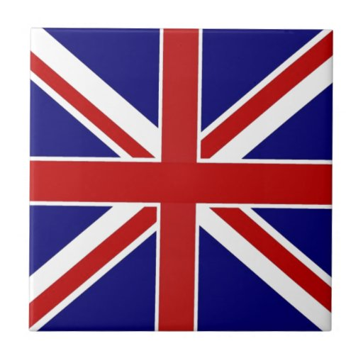 Union Jack Teja Ceramica