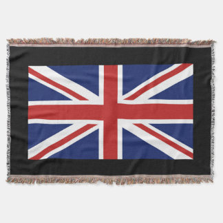 Union Jack Throw