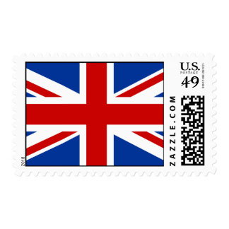 Union Jack Timbres Postales