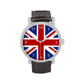 Union Jack Time Watches